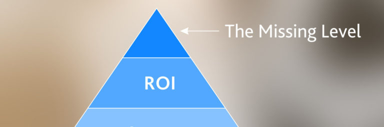 Training ROI – The Missing Level
