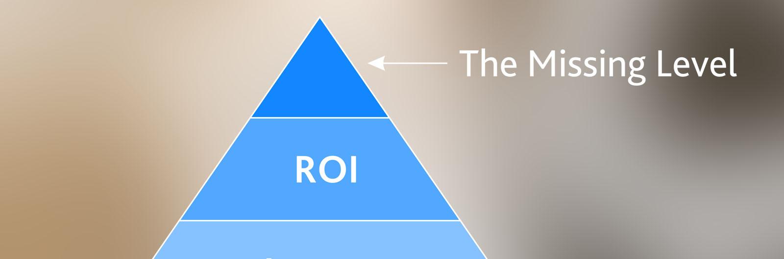 Training ROI – The Missing Level