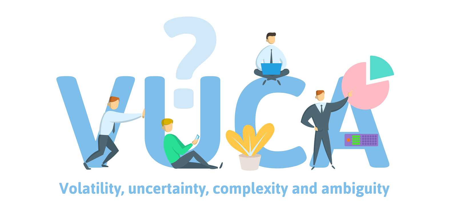 VUCA graphic