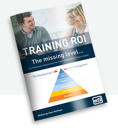 Training ROI The missing level